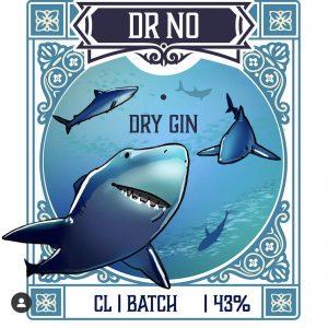 Dr No Gin